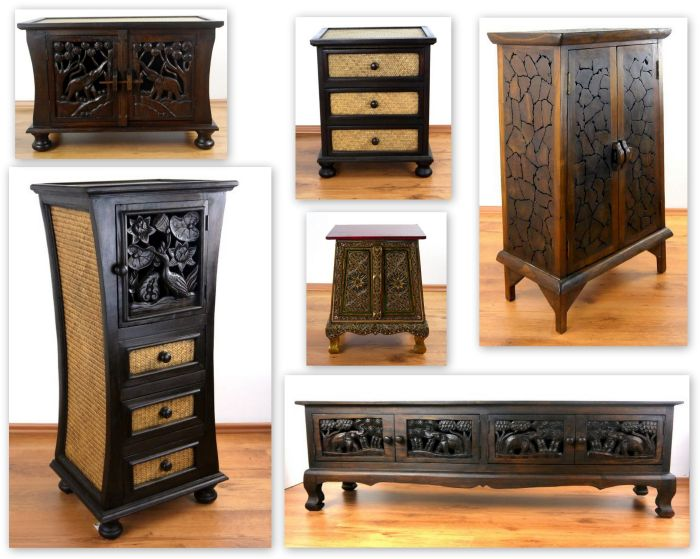 thai opiumtische asia m bel und bali deko g nstig online kaufen. Black Bedroom Furniture Sets. Home Design Ideas