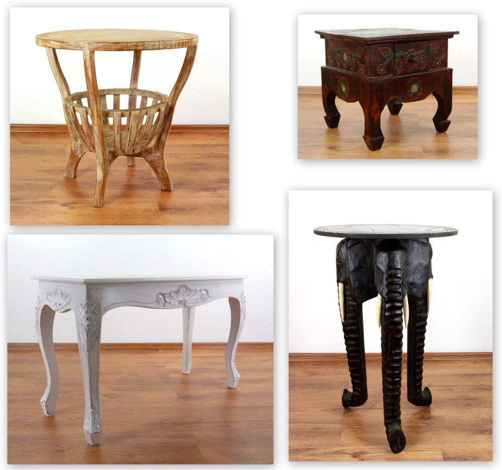 balinesische tische aus albizia und teakholz asia. Black Bedroom Furniture Sets. Home Design Ideas