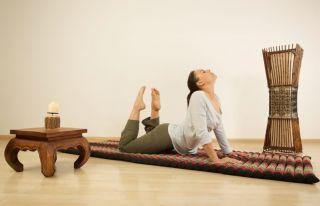 Thai Rollmatte Gr. S