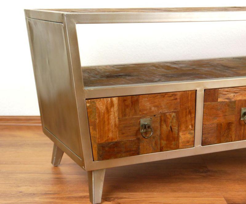 metall sideboard tv sideboard holzmetall tv sideboards kommoden u sideboards mbel bei mbelhaus. Black Bedroom Furniture Sets. Home Design Ideas