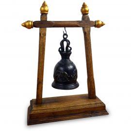 Asiatische  Tisch - Glocke