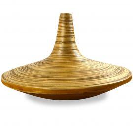 Asiatische  Bambusvase