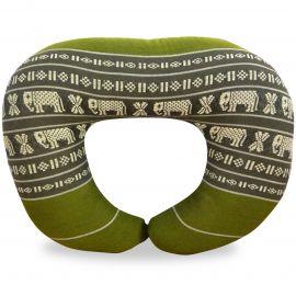 Kapok Nackenhörnchen, grün / Elefanten