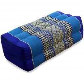 Yogakissen, Stützkissen  blau