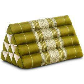 Thaikissen ohne Auflage, grün