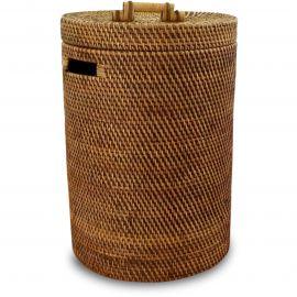 Bambus Wäschekorb aus Bali