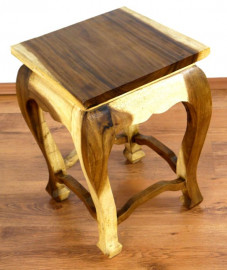 Asiatischer Tisch, natur (hoch)