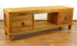 Java Teakholz-Sideboard mit 2 Schubladen im rustikalen Design,  Nr.352